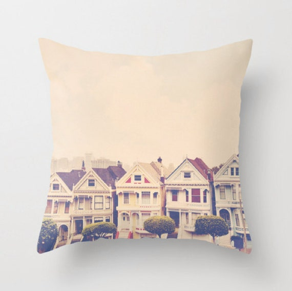 Decorative Pillows San Francisco : decorative throw pillow cover San Francisco throw pillow