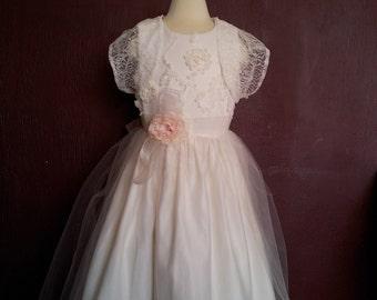 Nicole Flower Girl Dress