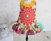 One piece dress for Blythe Doll - further Sale