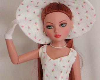 Sun Dress &  Hat for Ellowyne Wilde and Friends