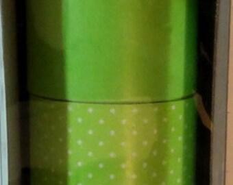 MARTHA STEWART Crafts Paper Rolls - Pale Green
