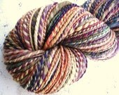 Free Spirit - handspun yarn - 238 yards