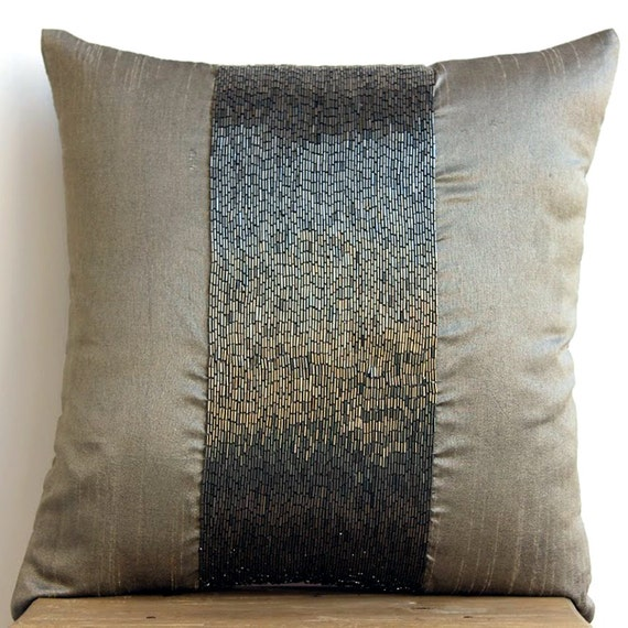 Decorative Bed Pillows Shams : Decorative Pillow Sham Cover Accent Pillow Sham Couch Sofa Bed