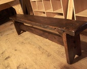 Custom Benches, table, chairs