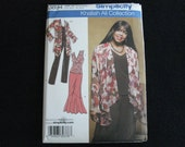 Simplicity misses' and women's wardrobe pattern