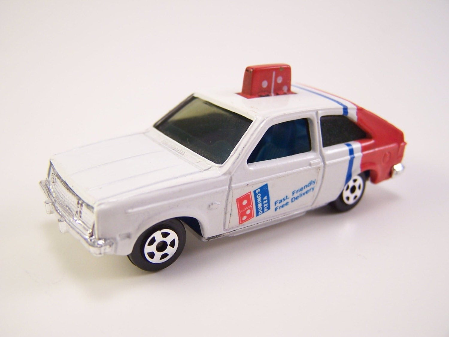 Toy Pizza Delivery Car 10