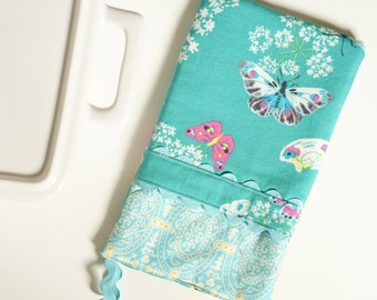 Oven Mitt - Hot Pad - Queen Ann's Butterflies