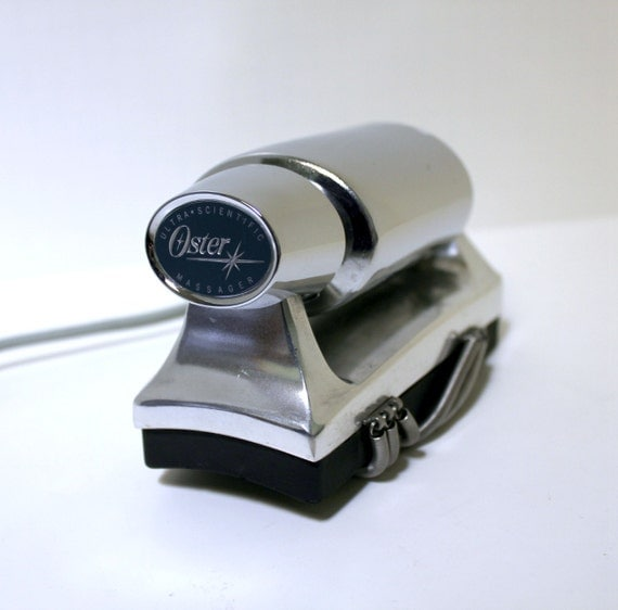 Vintage Oster Massager Ultra Scientific Vibrator By