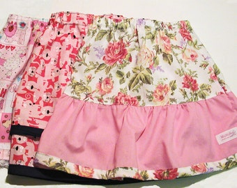 Three Size 3 Twirly Skirt Set