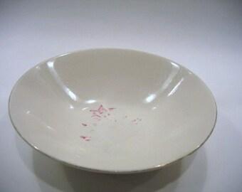 Vintage China Serving Bowl Cunningham Pickett STARDUST pattern