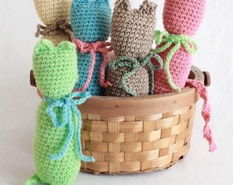 Purr-fect Kitties Crochet Pattern PDF