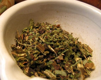 Organic Chaparral dried herb 1 ounce, free shipping when ordered with another item