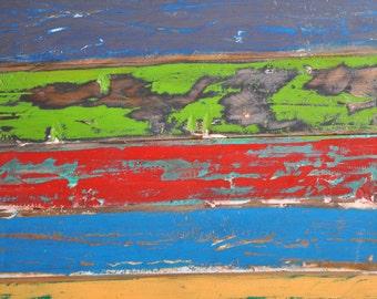 Peeling Paint 8x10