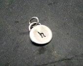 Custom Initial Charm, Personalized charm