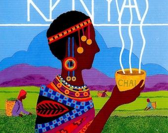 Tea Creations: Kenya