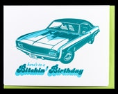 Muscle Car / 089 / birthday