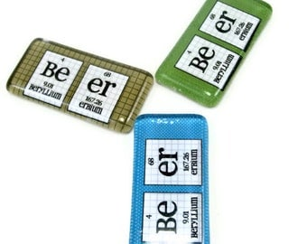 Chemistry Magnet Periodic Table Home Decor Beer