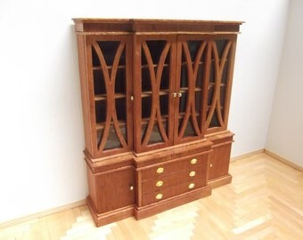 Miniature China Cabinet / Bookcase