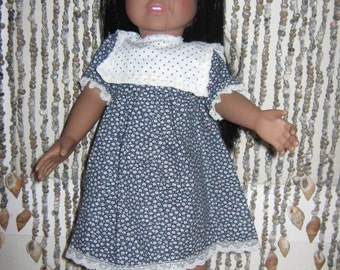American Girl Doll Dress and Hat.
