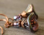 Asteriae Blossoms earrings