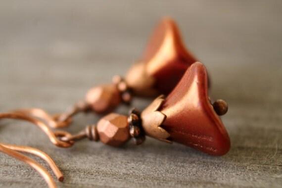 Oread Blossoms earrings