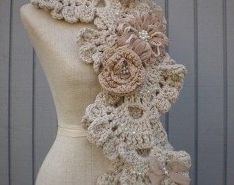 Crochet scarf,  long scarf, crochet scarves, scarf crochet, handmade scarf, accessories  scarf, women scarf, winter scarf, warm scarf, fall