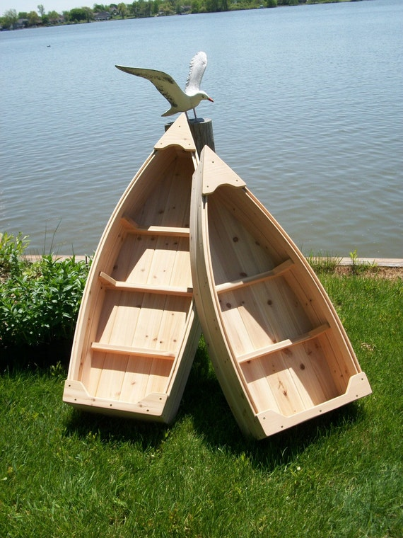 4 Foot Nautical Wooden Outdoor Landscape All Cedar By
