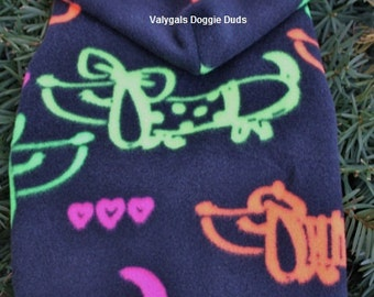Neon Doggie Dog Snuggly - 4 Sizes Available