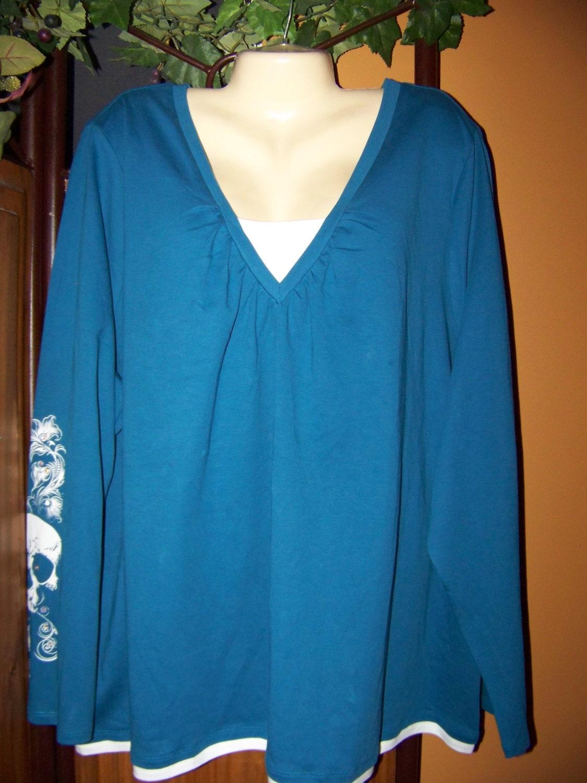 Plus Size Clothing 5x Women 39 S Plus Size Gothic T Shirts