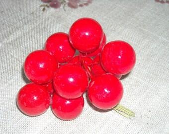 Millinery Fruit - Apples (or Cherries)