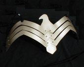 Wonder Woman styled Metal Breast Plate