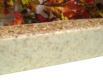 Whole Soap Loaves - Handmade Vegan Soap Loaf - 3 lb Cold Process Soap Log - wholesale price + flat rate shipping