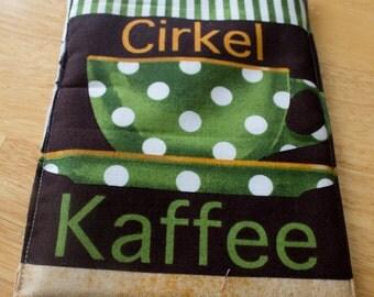 Coffee Phone Gadget Envelope