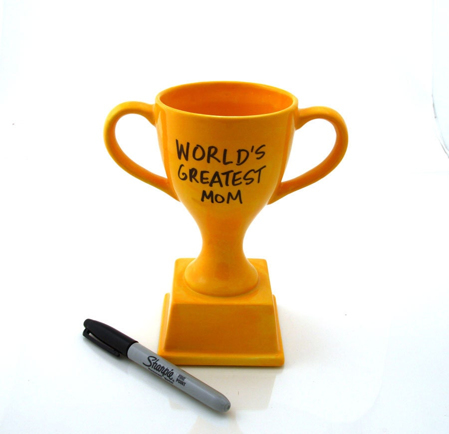 Diy Trophy Make Your Own Personalized Loving Cup Award Great