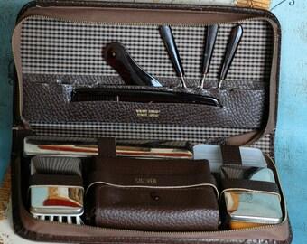 c. 1950 gentleman's grooming set  P2-2 L