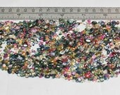 ONE full carat lot of faceted sapphire gems for jewerly making or repair.