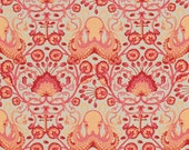 RESERVED for Britt Salt Water  by Tula Pink Coral Octo Garden 5 yards