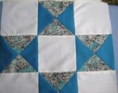 Quilt Squares - BLUE