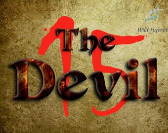 15 The Devil perfume oil - 5ml Almond, cocoa, vetiver, lavender, castoreum accord, bay, oudh, patchouli, banana and dragon's blood.