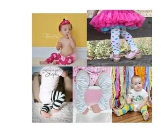 Choose 7 Baby Leg Warmers Free Gift & FREE SHIPPING