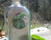 Peppermint Tooth Powder- for Sparkling Clean Teeth... Naturally