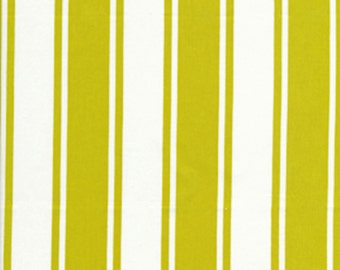 SALE Home Decor Free Spirit -Vickie Payne - Logan Home Decor - Ticking - HDVP20 - Lime BTY