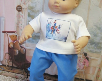 Prince Charming Outfit for Bitty Baby Boy Doll