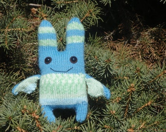 Batty PDF knitting pattern
