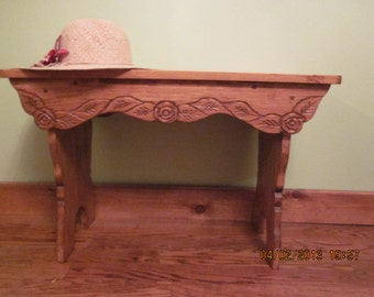 Wood Bench or Coffee table