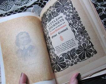 Antique - Great Reformers Book 11 - Elbert Hubbard -  Circa 1907