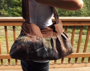 Camo Sunday Purse