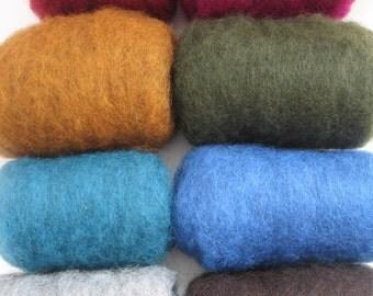 8 oz C-1/Pelsull Wool Collection B