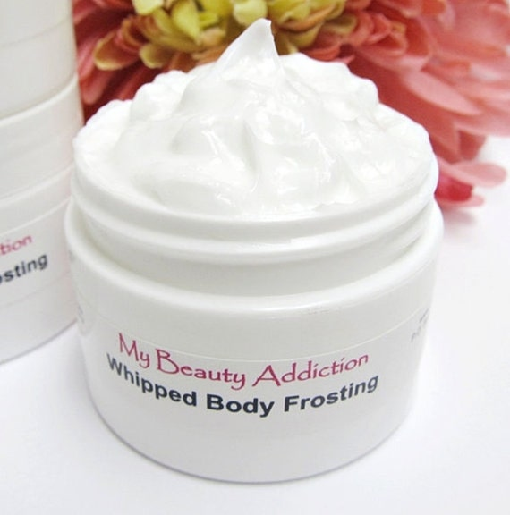 Whipped Body Frosting Mini-Select Your Scent