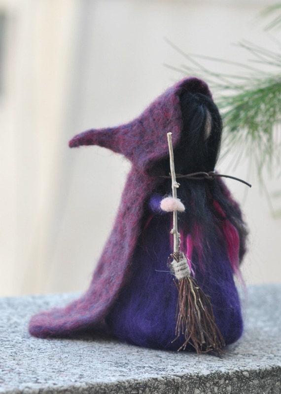 Вальфдорская кукла-ведьма
